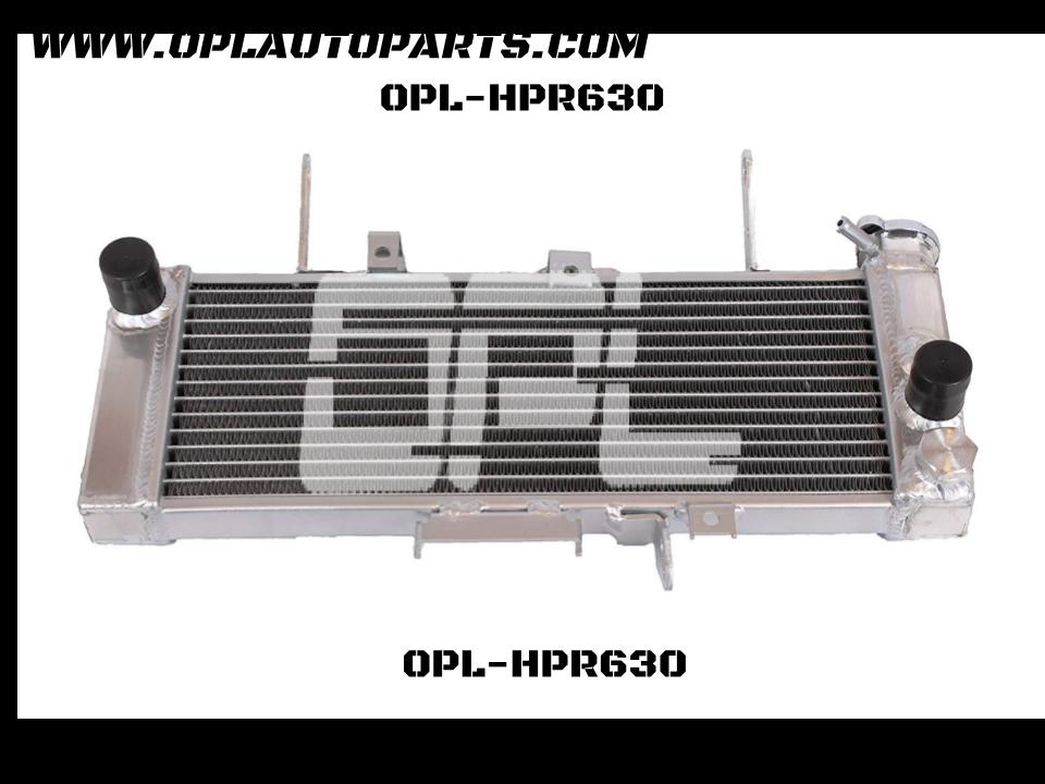 OPL HPR630 Aluminum Radiator For Suzuki SV650 /& SV650N K3 K4