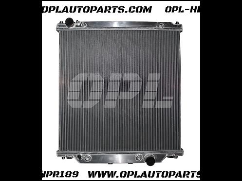 HPR189 Ford 6.0L Turbo Diesel Powerstroke Aluminum Radiator 2003-2007 F250 F350
