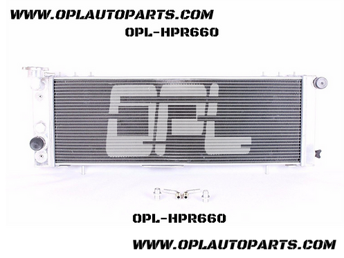 HPR660 Radiator for 1991-2001 Jeep Comanche 4.0L (AT and MT)