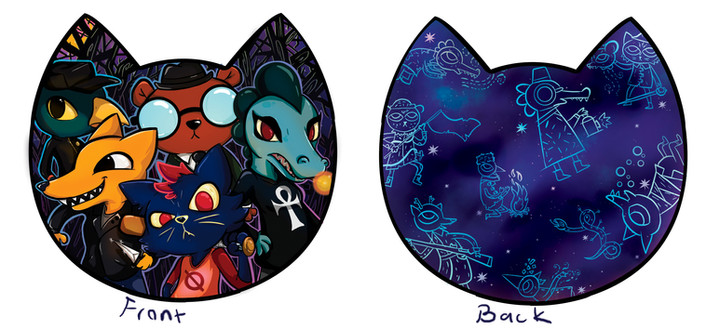 Double sided Charms