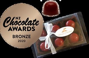 Layered Coconut Bronze Award 2020