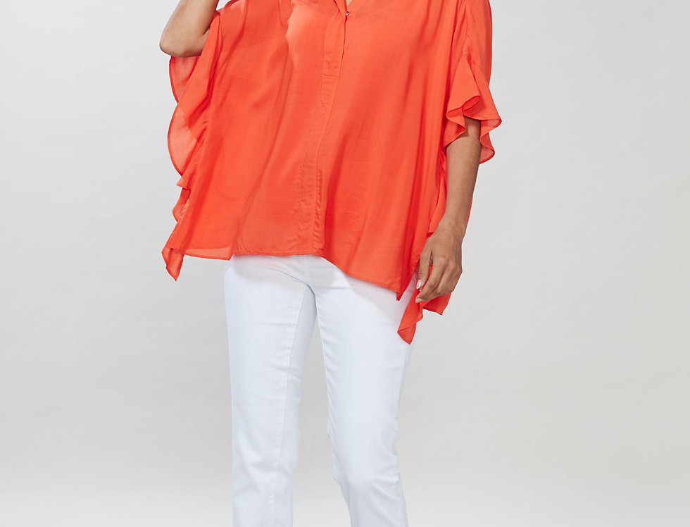 Charlie Frill Blouse