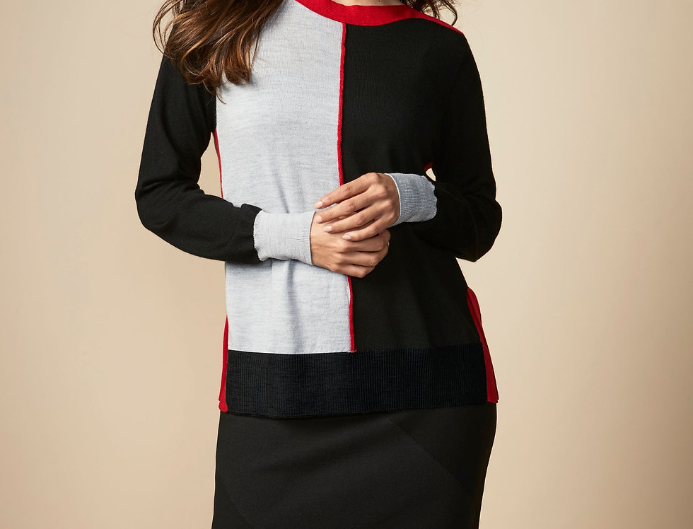 London Merino Jumper