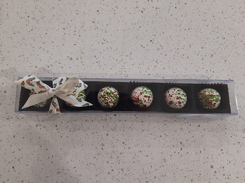 6-pack Christmas Mince Bonbons