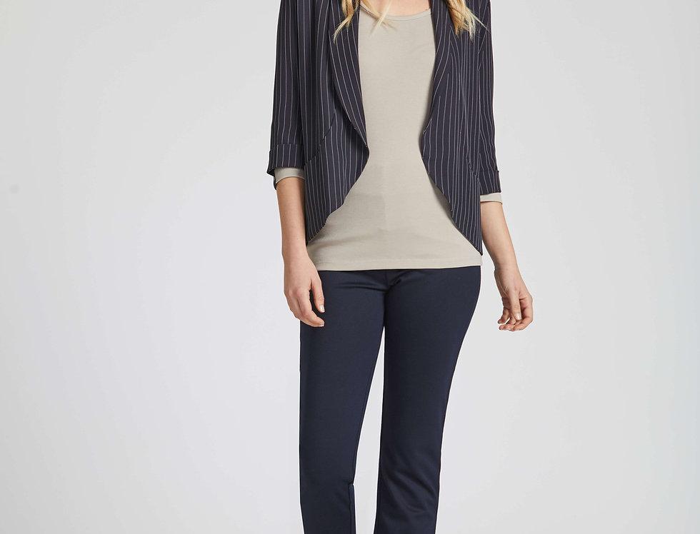 Megan Stripe Jacket