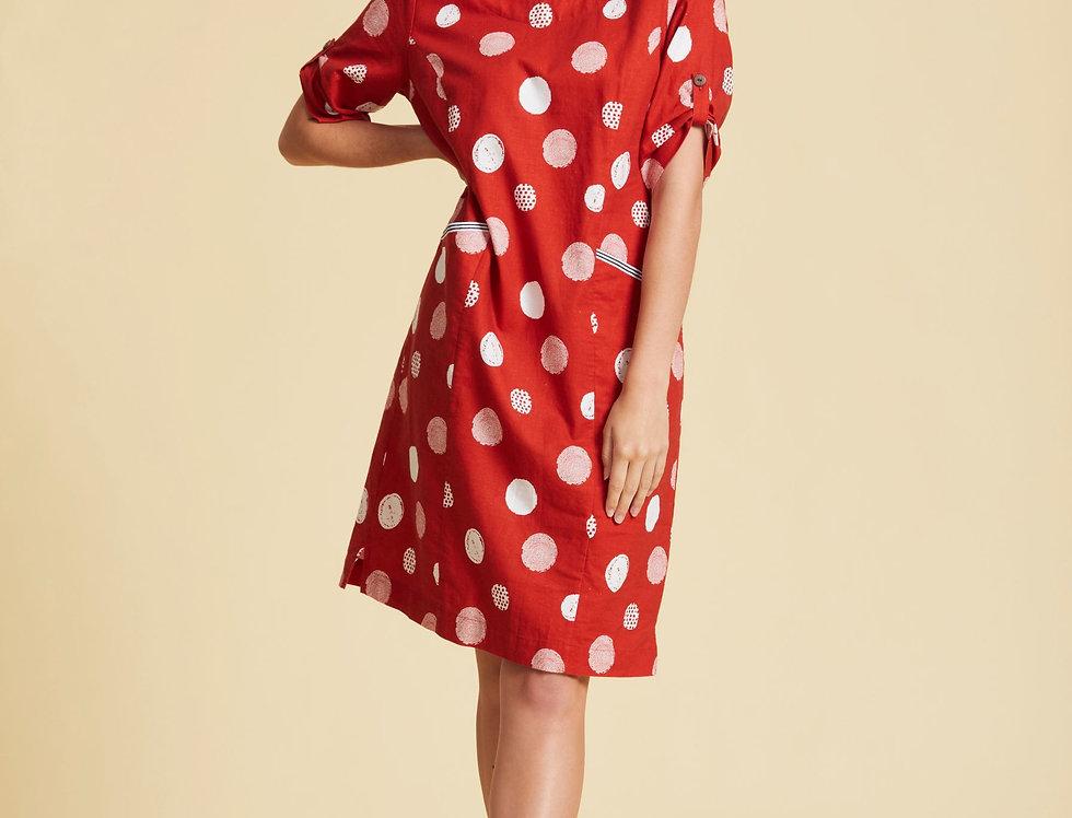 Emily Spot Dress