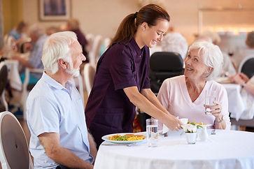 Seniors eating in retirement home-4172x2
