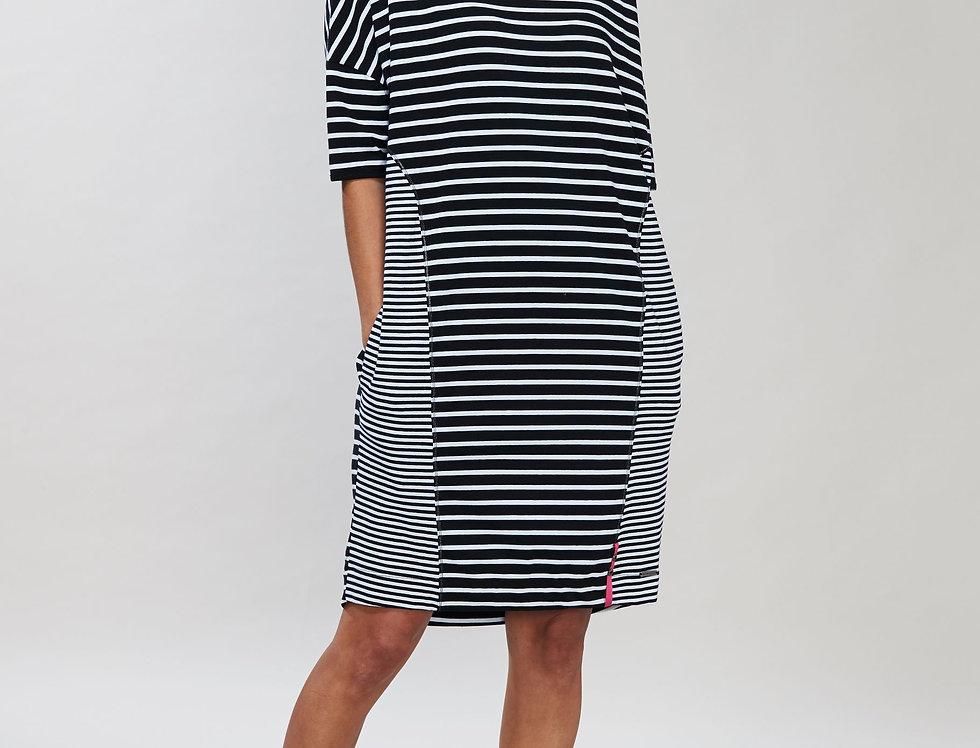 Tucker Stripe Dress