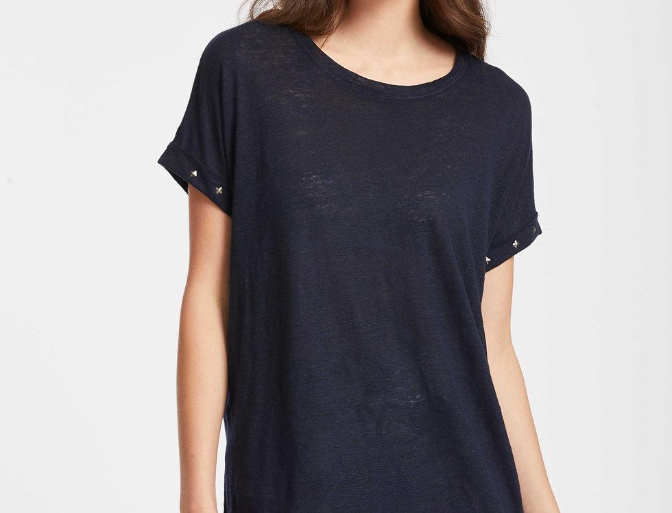Lara Linen T-Shirt