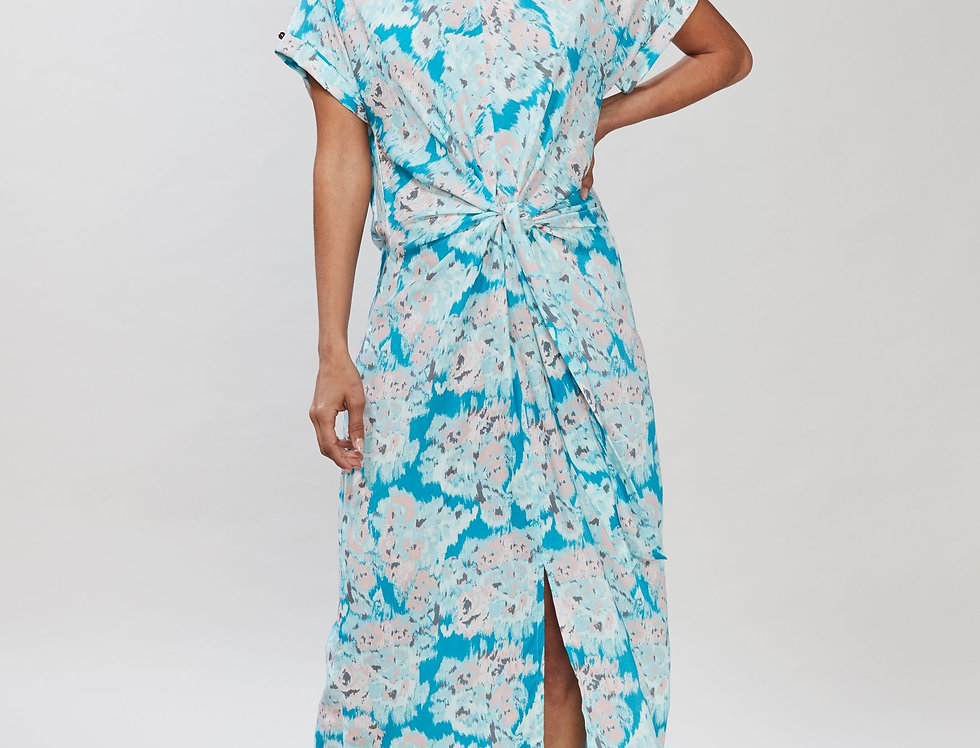 Maria Printed Dress