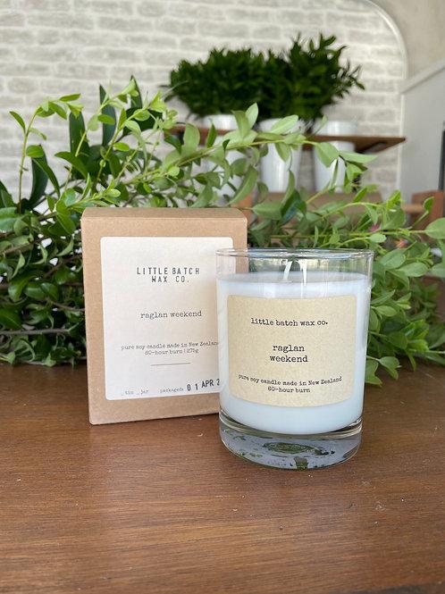 Candle - Raglan Weekend