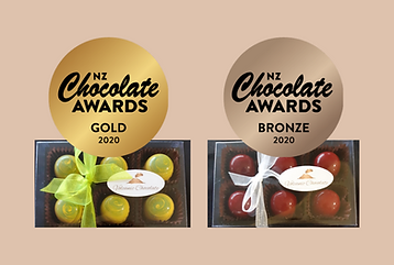 Chocolate Awards 2020