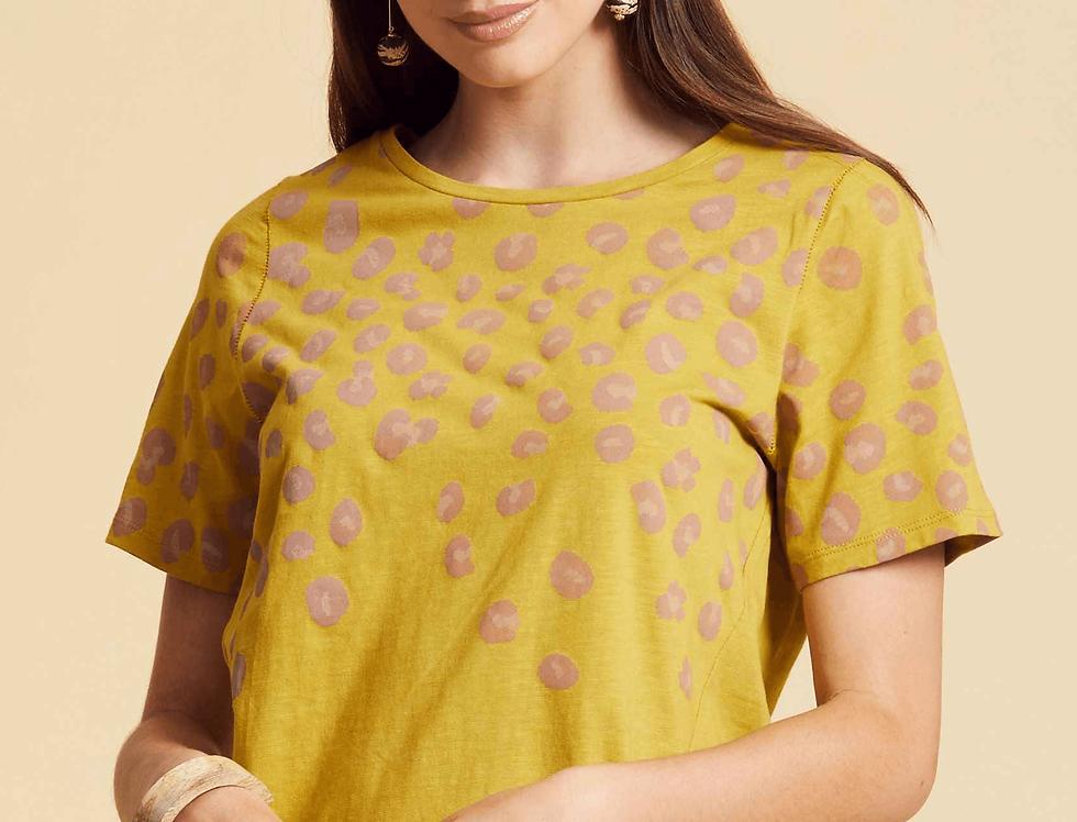 Giselle Print T-Shirt