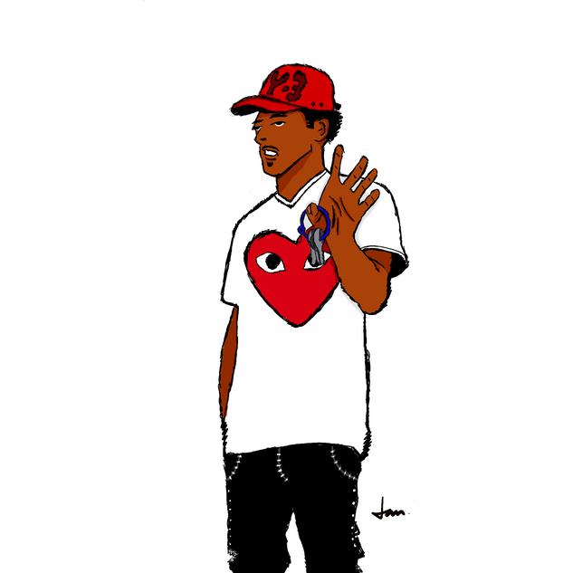 Y3 on he.