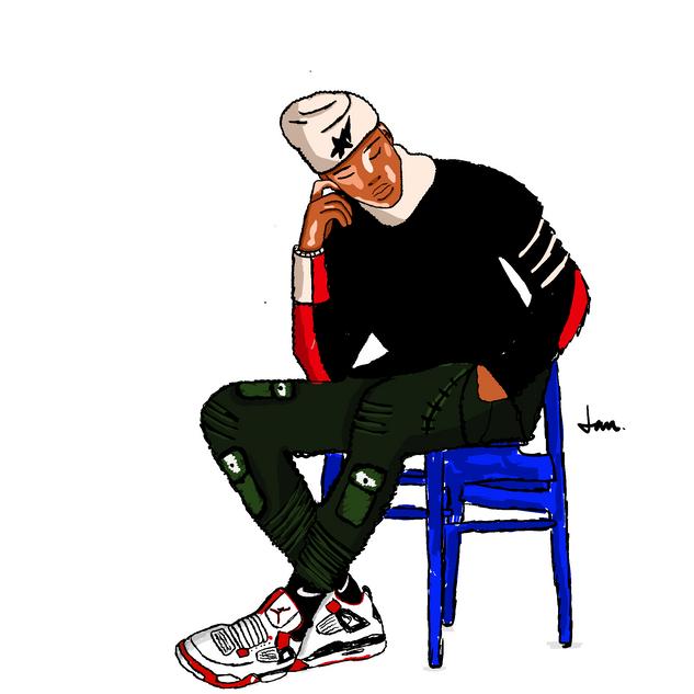 Pondering.