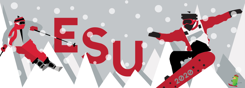 ESU Holiday Card 2020