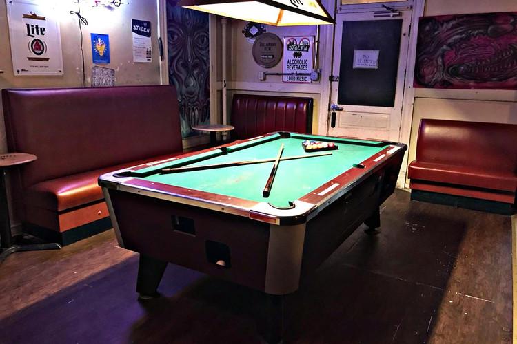 Free Pool  (Optional)