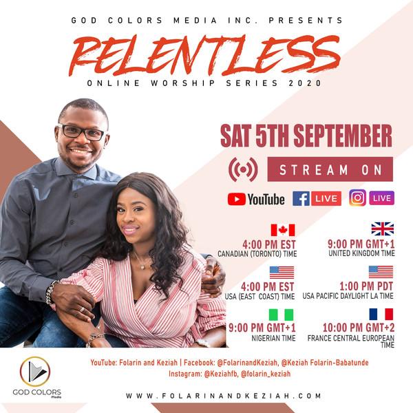 Relentless Online worship Series IV