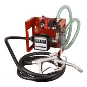 12 V  Diesel Pump Kit (pump, nozzle & hose)