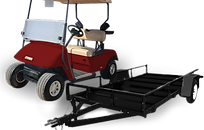 Golf Car  Trailer