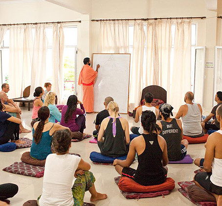 Yoga Teachers Training Courses