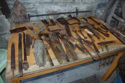 Blacksmith's tools