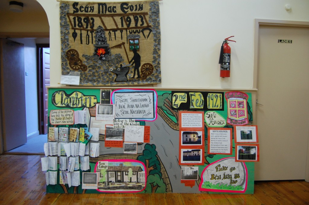 School Project on display
