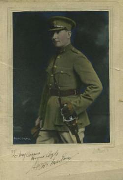 A Lafayette colour portrait photo
