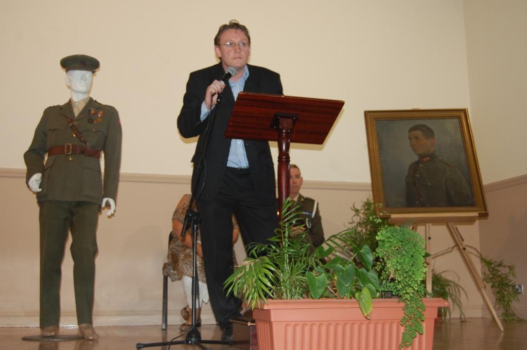 Councillor Michael Carrigy