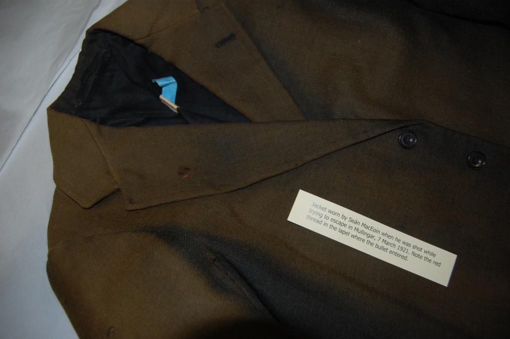 Seán's jacket