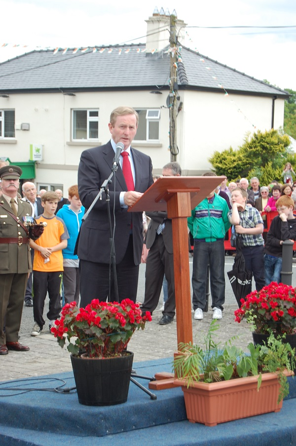 Taoiseach's speech