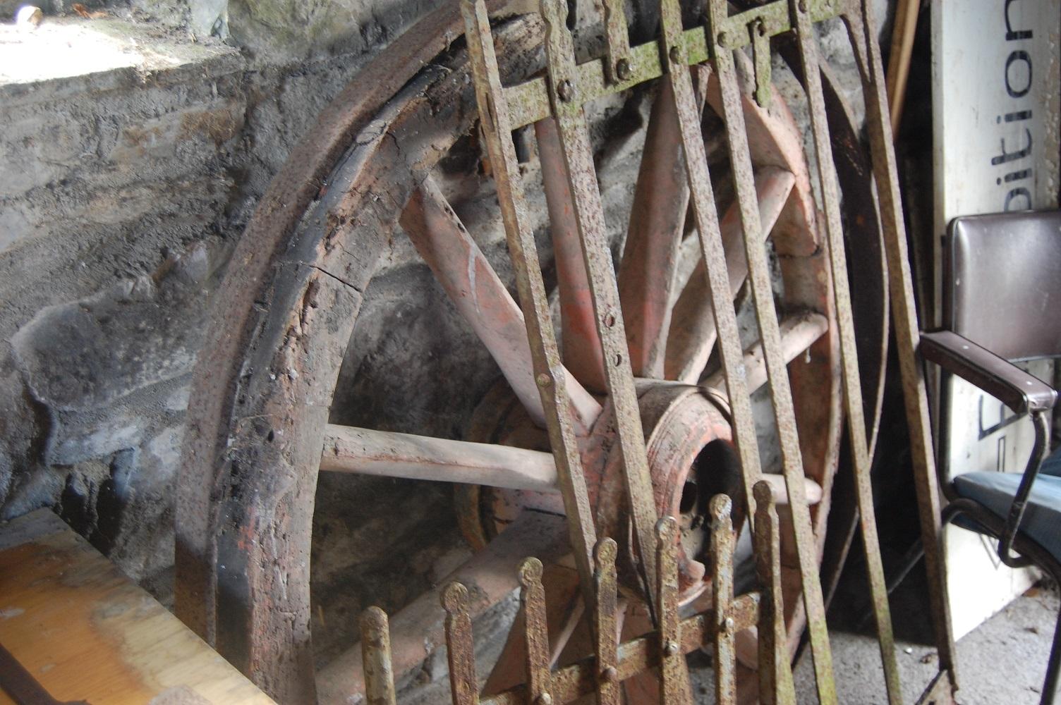Blacksmith's work