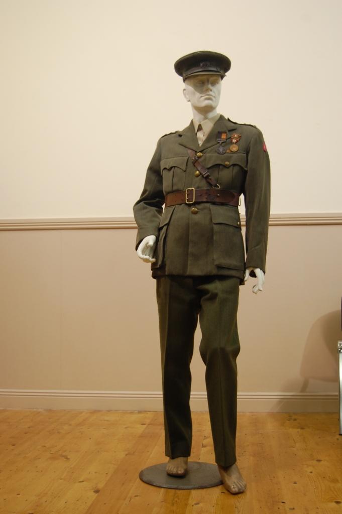 Seán's Uniform