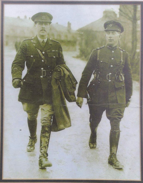 Seán Mac Eoin & Col Hoare