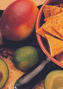nacho Ingredientes