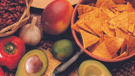 """¿Qué es """"comer mexicano""""'?"""