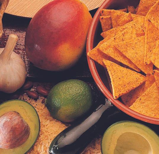 Nacho Ingredients