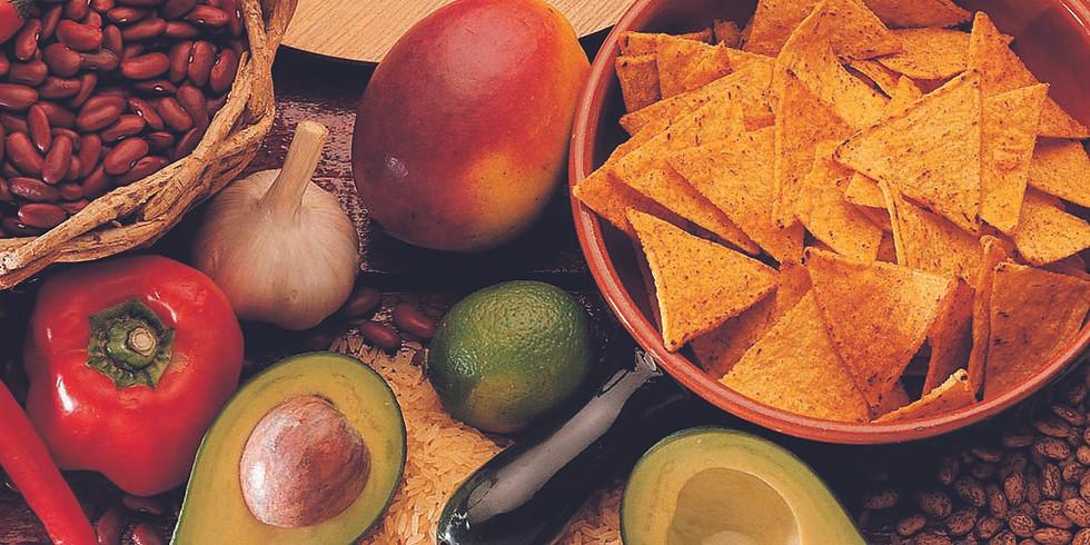 Virtual Cookbook Club: Chili