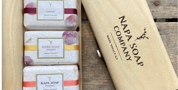 Napa Soap Co. Soap Gift Set