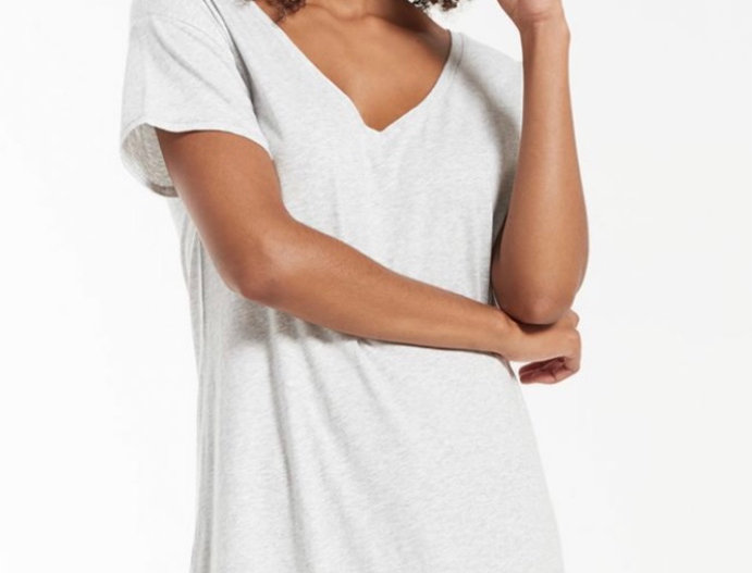 Z Supply Birdie Organic Mini Dress