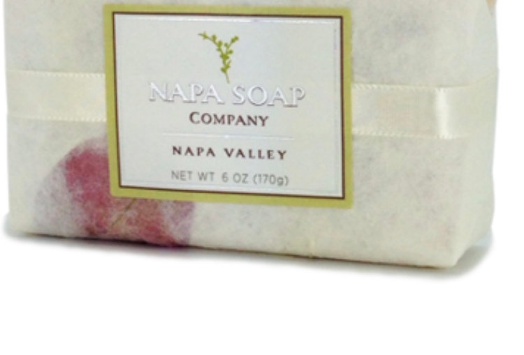 Napa Soap Vanilla Bean Bar