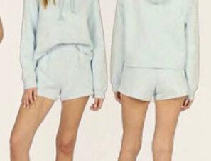 Vintage Havana Pro Weave Hoodie & Shorts Set