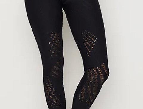 Onzie Selenite Midi Legging - Black