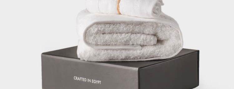 Egyptian CottonTowel Gift Set 3 piece