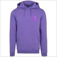 Hoodie Men Ultraviolet
