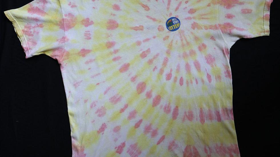 Lottery Disstress Vintage Tye Dye