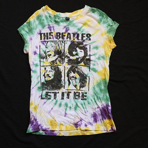 Beetles Vintage Tye Dye