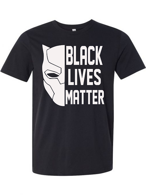 Black Panther  Black Lives Matter Tee