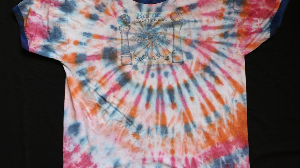 Free Mason Vintage Tye Dye