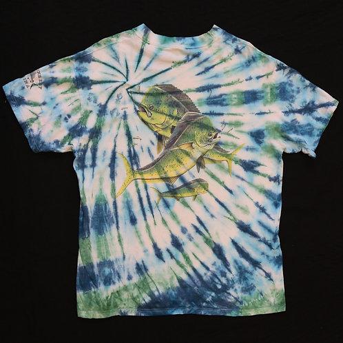 Fish Vintage Tye Dye